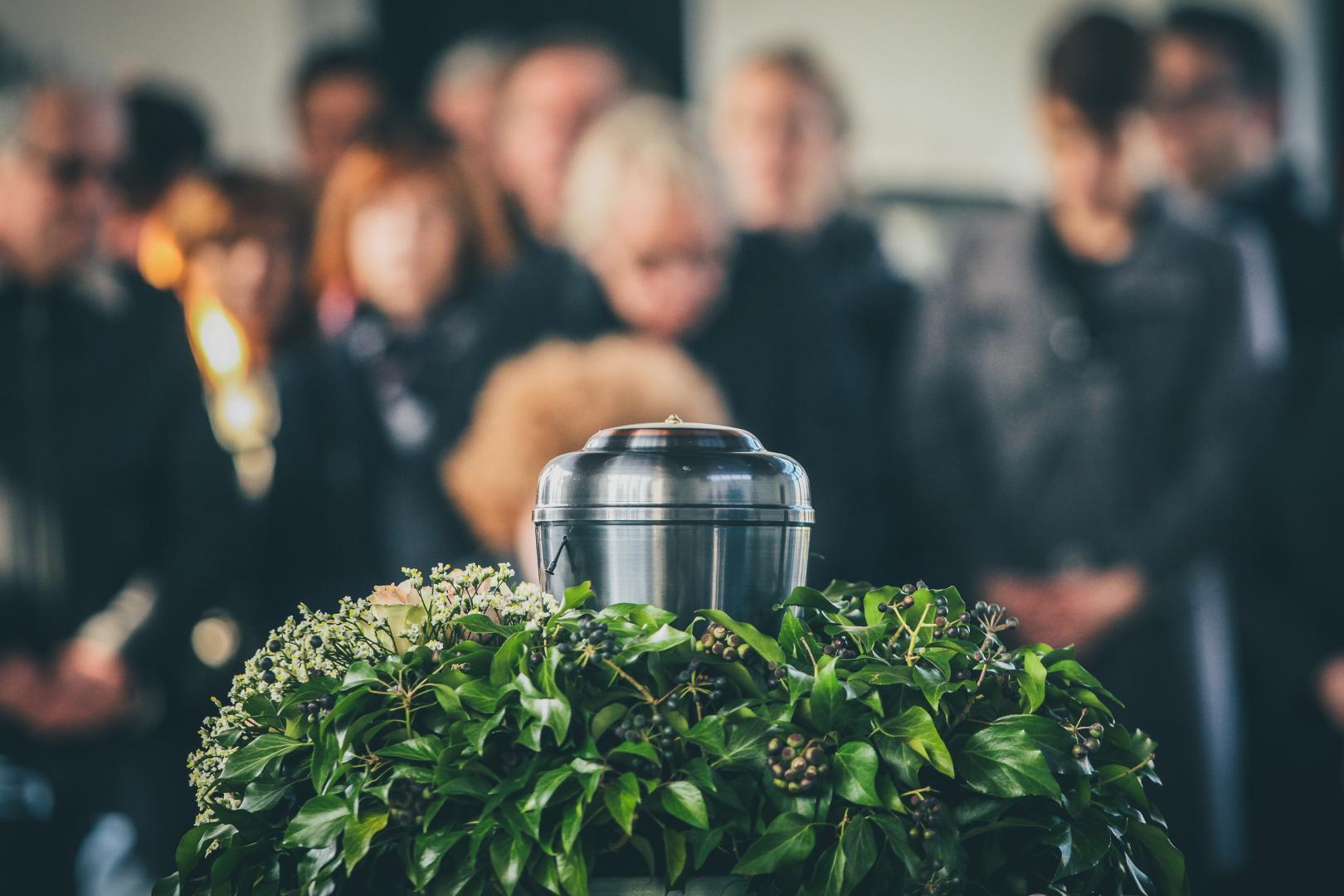 arrangements funéraires